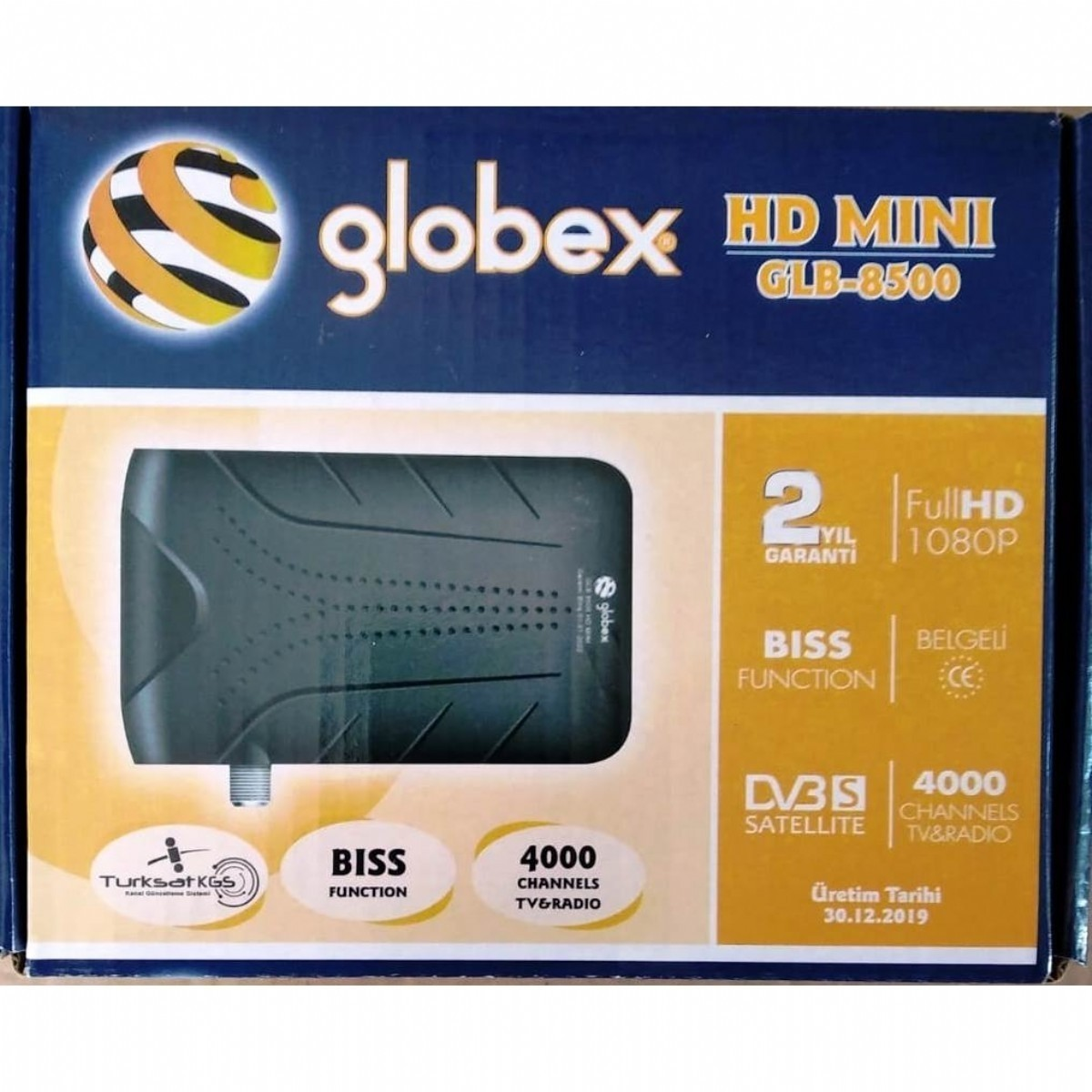MİNİ HD UYDU | GLOBEX GLB-8500 MİNİ HD UYDU ALICI | GLB-8500 |  |