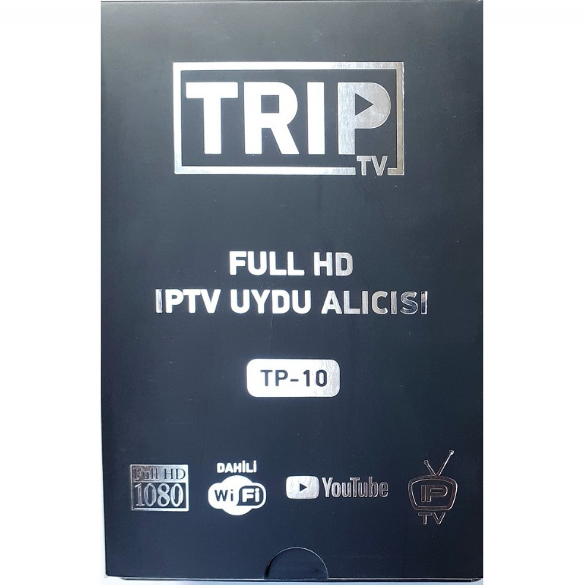 IPTV SERVER'lı UYDULAR | TP-10 TRIP IP TV UYDU ALICI | TP-10 |  |
