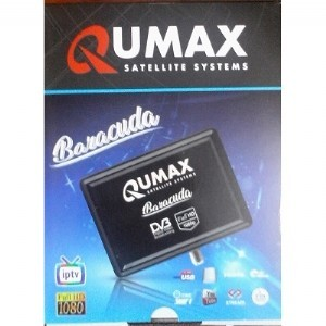 QUMAX MİNİ HD İP TV UYDU ALICI